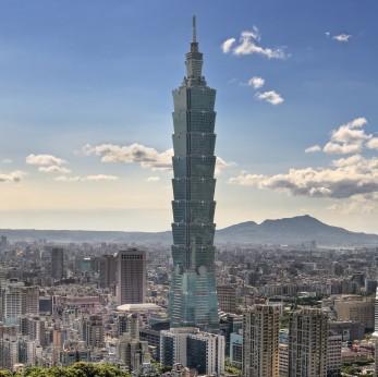 Skyscraper in Taipei