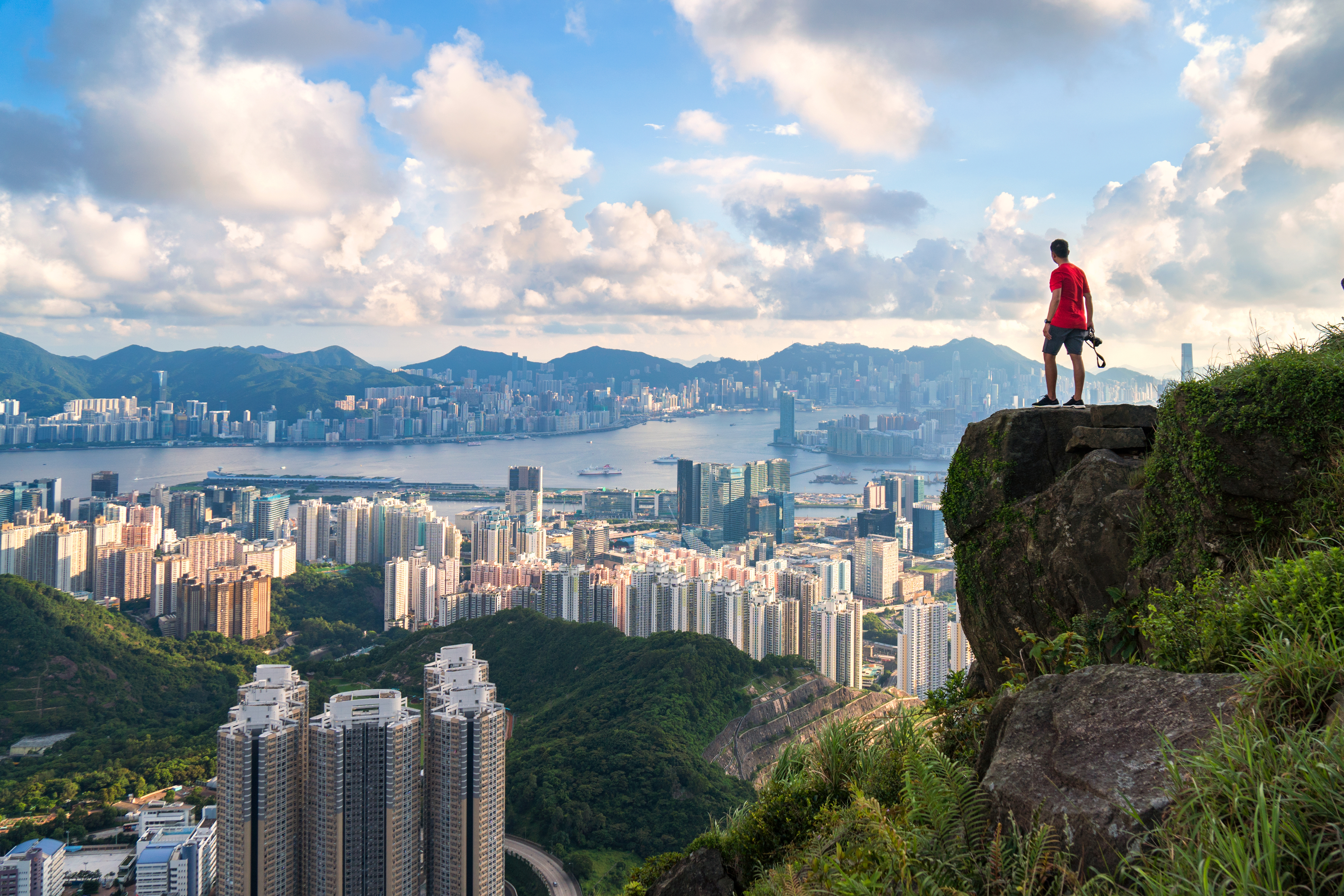 Teaching English as a Second Language in Hong Kong