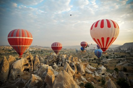 Cappadocia - TEFL jobs in Turkey