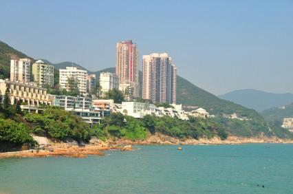 Teaching English in Hong Kong. TESOL travel in Stanley