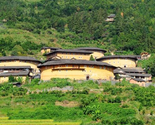 Tianluokeng Tulou Cluster-Fujian