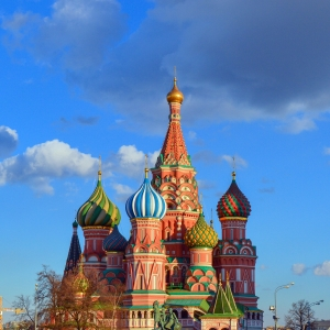 Teach English in Russia